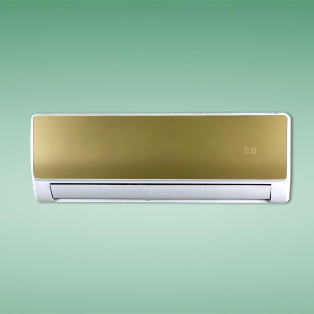 太陽能空調壁掛機TKF(R)~26GW-TKF(R)-72GW(金色面板內機)